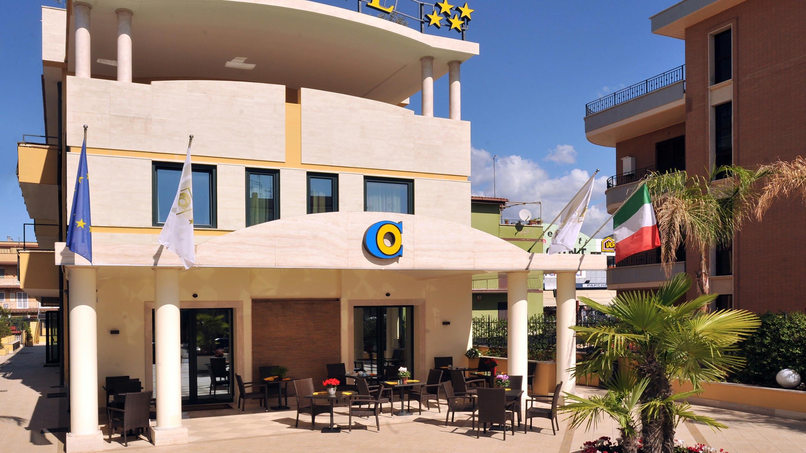 Hotel Villa Adriana Tivoli Telefono